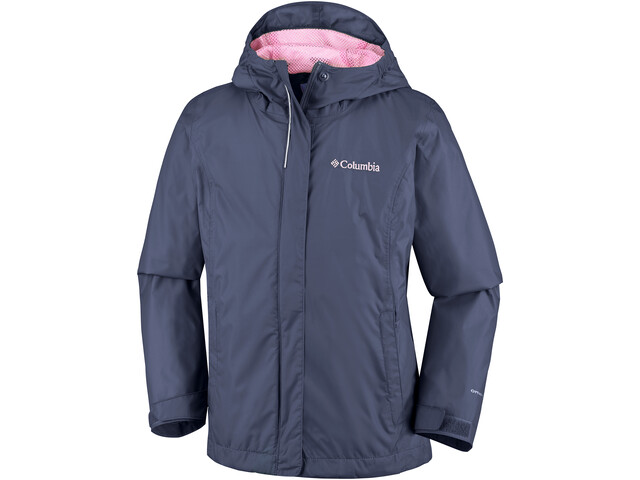 Columbia Arcadia Veste Fille, nocturnal/pink